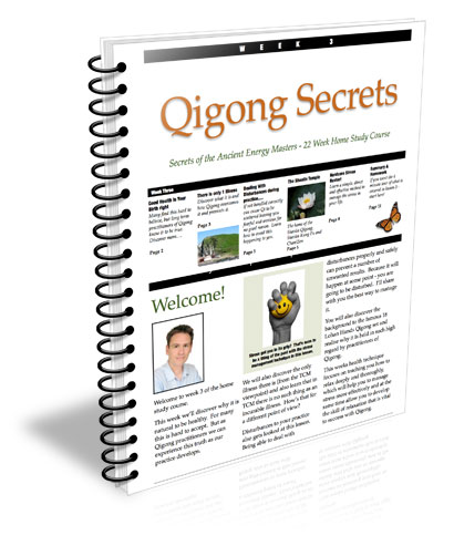 Qigong Secrets Week 3