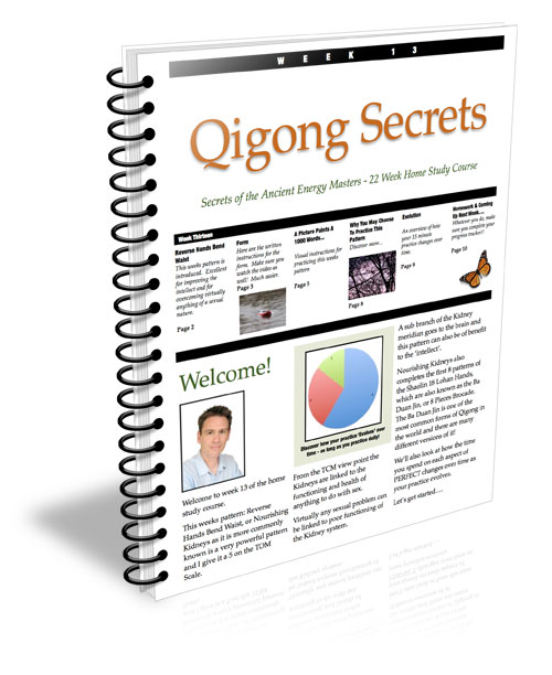 Qigong Secrets Week 13