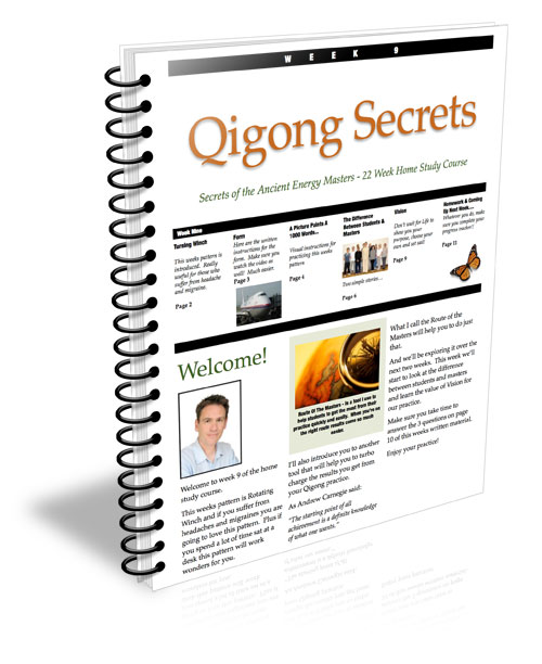 Qigong Secrets Week 9