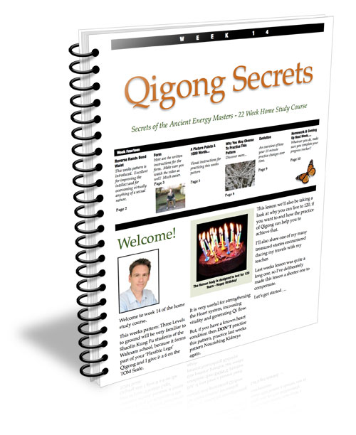 Qigong Secrets Week 14