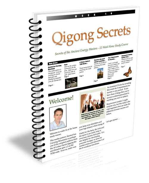 Qigong Secrets Week 16
