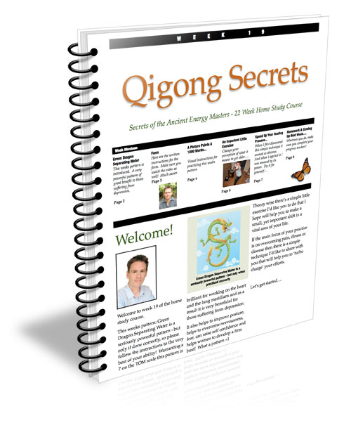 Qigong Secrets Week 19