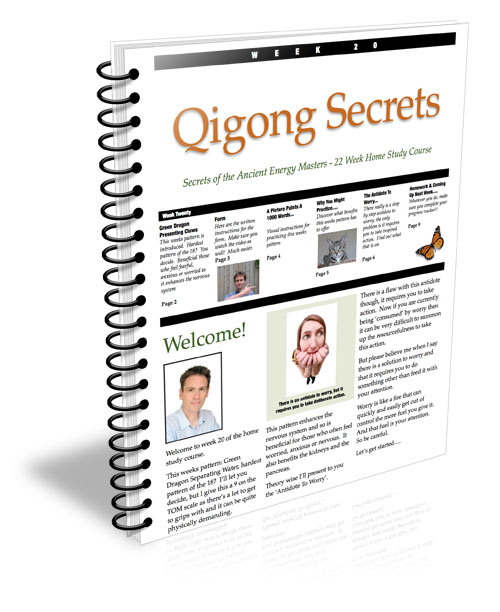 Qigong Secrets Week 20