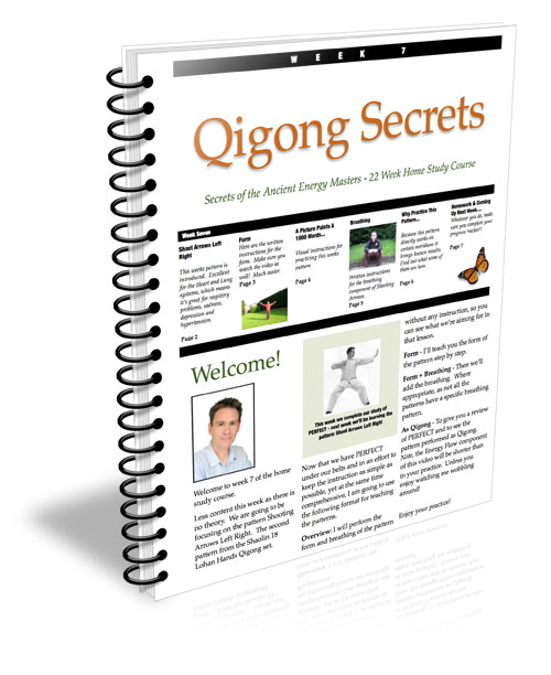 Qigong Secrets Week 7