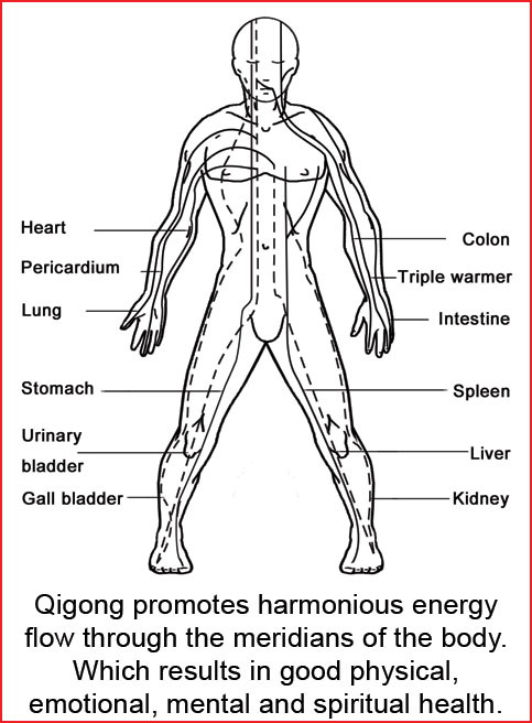 Harmonious Energy Flow
